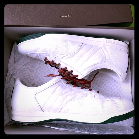 0d2341af0 Gucci Shoes | Mens Sneakers | Poshmark